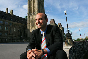 """Harper's Defence Minister Peter MacKay Dreams Of An """"NDP Government"""" (VIDEO)"""