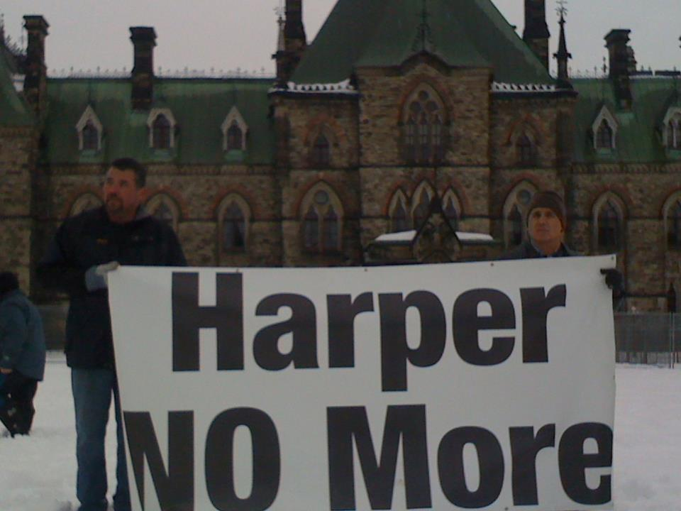 Canadian activist says Harper is wrong about Iran, gets CSIS visit