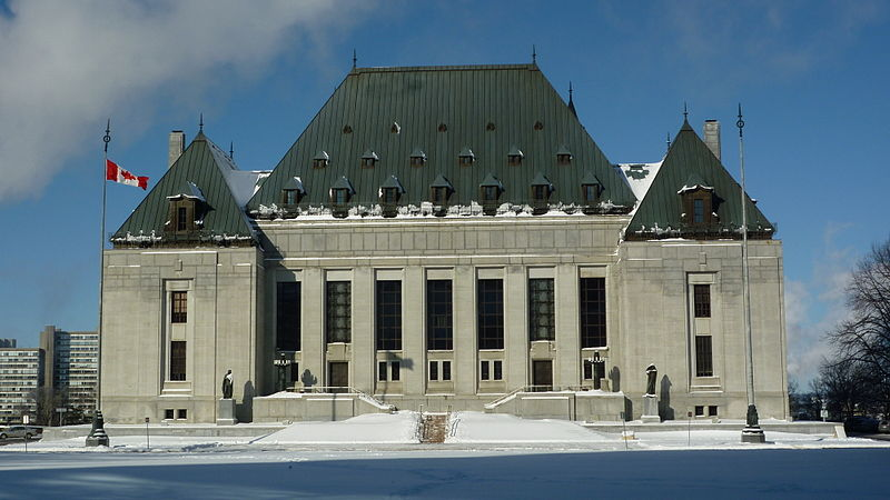 Supreme Court of Canada Joins Twitter
