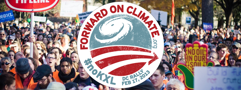 Keystone XL pipeline: Leaders in historical act of civil disobedience in front of White House
