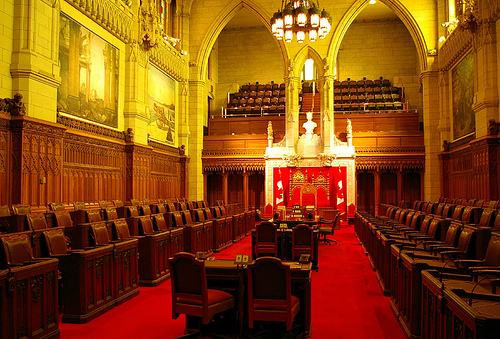 How the scandal-plagued Canadian Senate can be abolished
