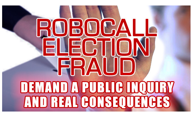 Robocalls: Fed Court's Election Fraud Finding Implicates Conservatives