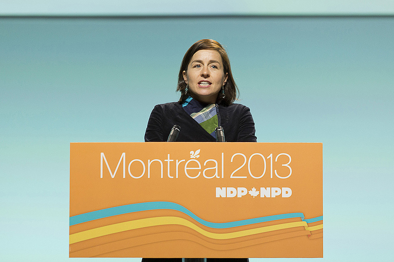 NDP Convention 2013: Resolution on Electoral Reform
