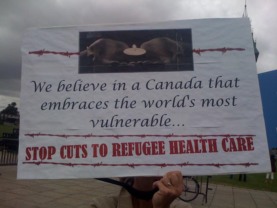 "Harper's ""racist"" changes to health care for refugees has threatened lives"