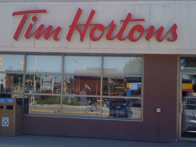 Tim Hortons blocks customers' WiFi access to gay and lesbian website
