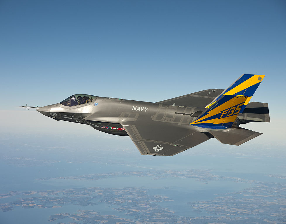 F-35 Fighter Jet Too Dangerous For Canadian Air Force, Says Report