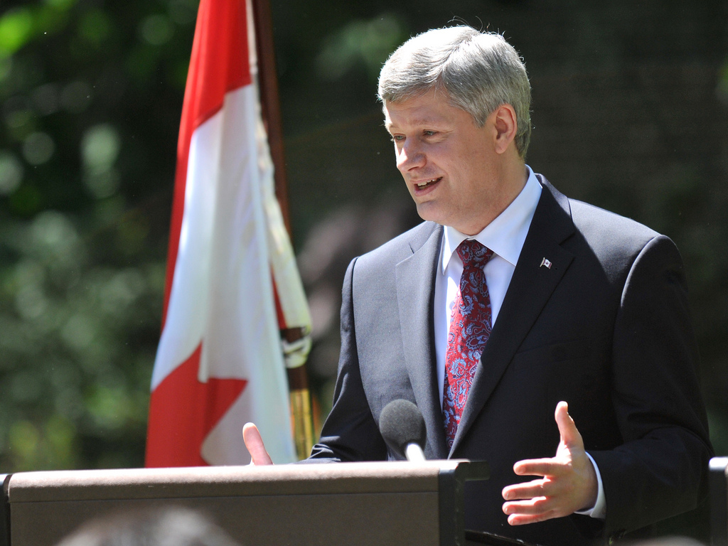 Harper's Attack on Supreme Court Chief Justice McLachlin Unacceptable