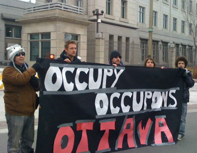 Occupy Movement Gets Its Own TV Station