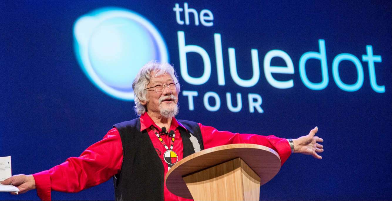 """David Suzuki """"Won't Be Intimidated"""" By TransCanada's Dirty War Against Climate Justice Activists"""