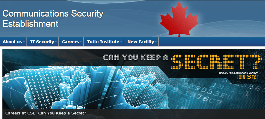 Canada's Electronic Spy Agency Steals From Criminal Hackers