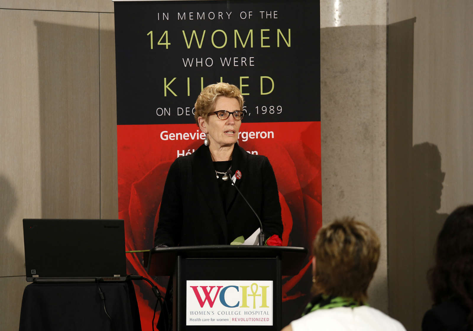 International Women's Day 2015: Ontario's bold anti-sexual violence plan