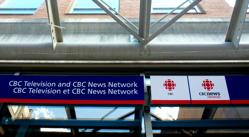 The CBC Ottawa Broadcast Centre and head office of the Canadian Broadcasting Corporation on Sparks Street in Ottawa. Photo: OBERT MADONDO/The Canadian Progressive