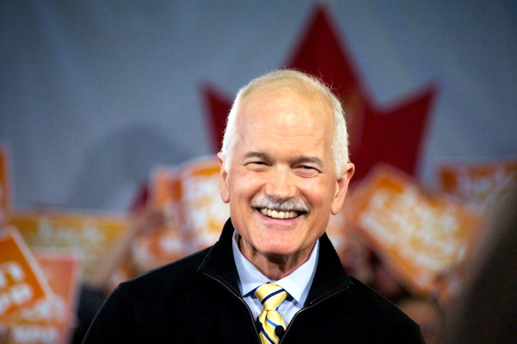 Jack Layton would be proud of Canadians' growing hunger for change