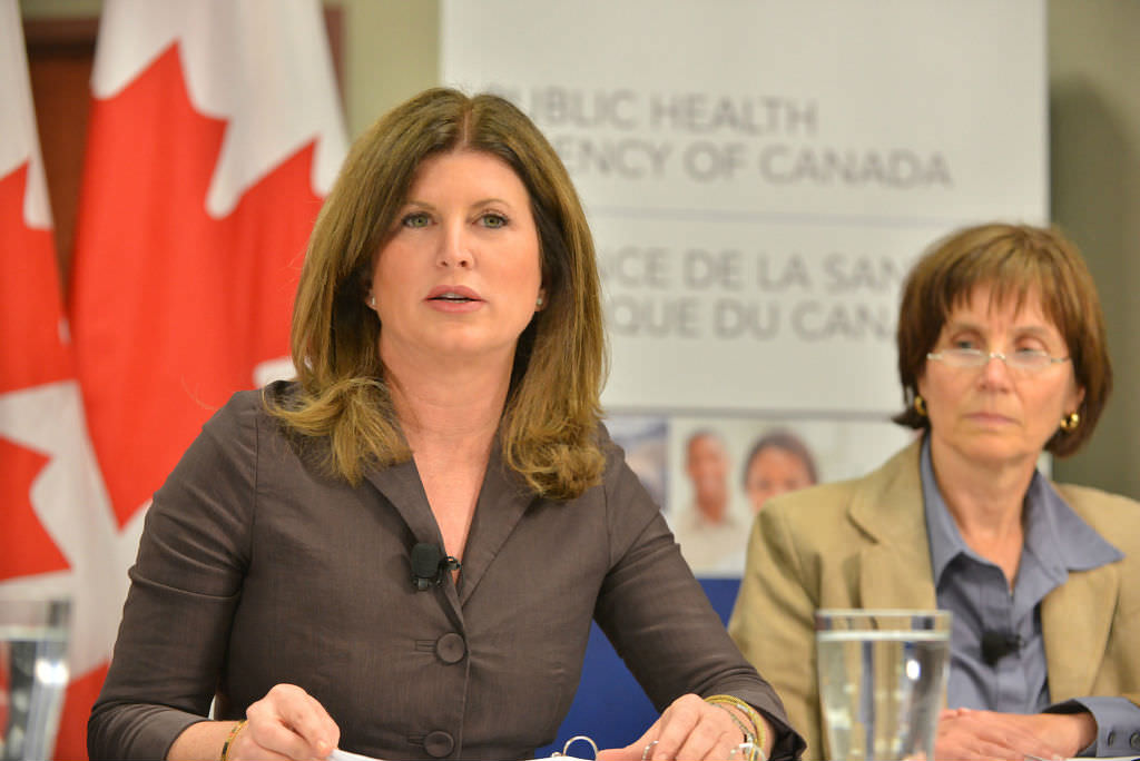 #AskAmbrose: Rona Ambrose Avoided Canadians' Tough Questions During Twitter Q&A