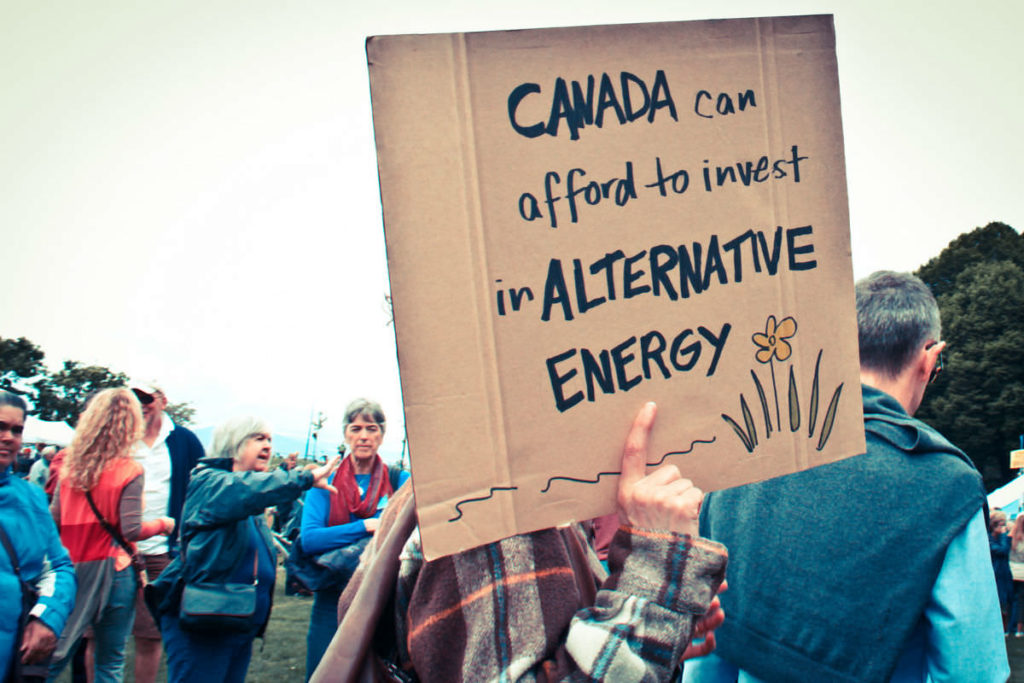 Canada can afford to invest in alternate energy. Photo credit: Chris Yakimov / Flickr (CC BY-NC-ND 2.0)