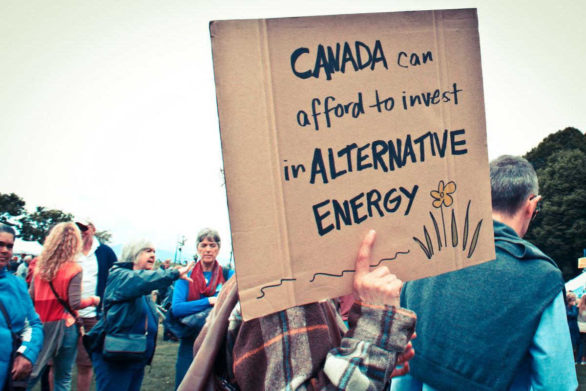 David Suzuki: Divest from damage and invest in a healthier future