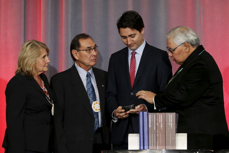 Canada's progress shows indigenous reconciliation is a long-term process