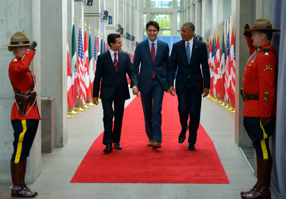 President Barack Obama's address to the Canadian Parliament
