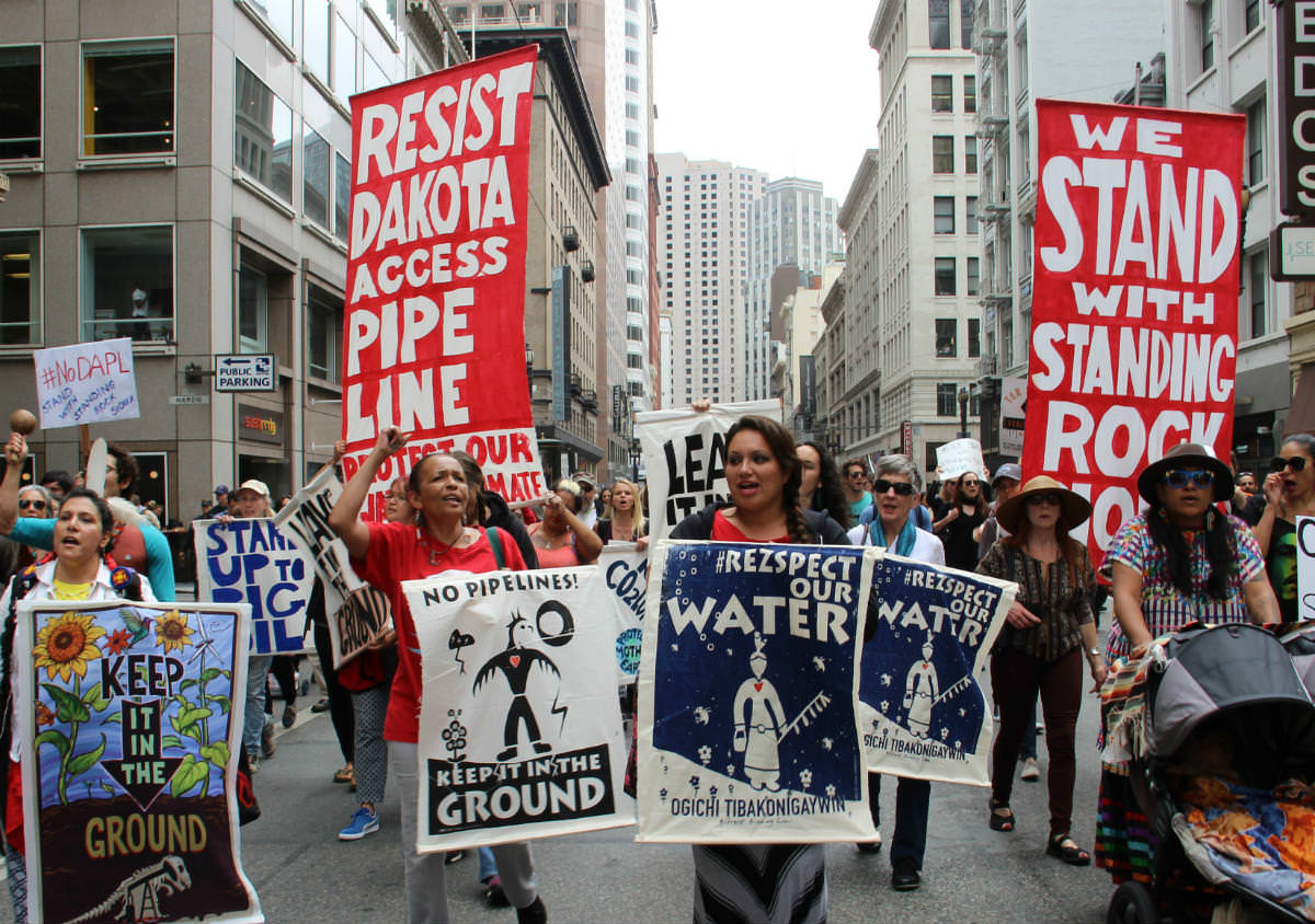 Over 1280 archaeologists and historians denounce Dakota Access Pipeline