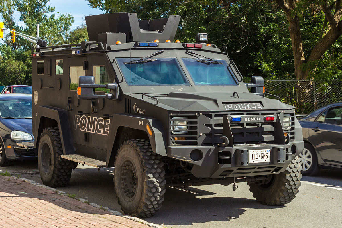 How the 'use of force' industry drives police militarization and makes us all less safe