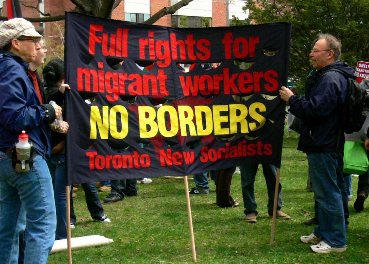 Canada, a welcoming country? The unaddressed issue of labour trafficking