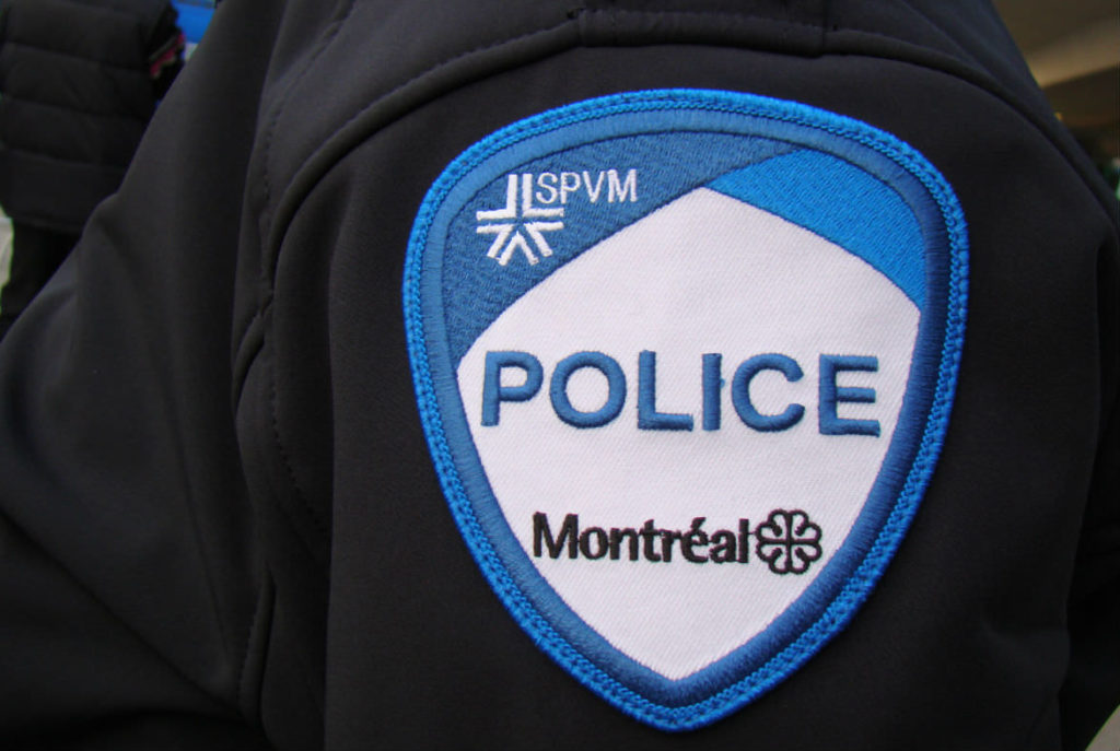 Service de Police de la Ville de Montréal (SVPM) is the police force responsible for the City of Montreal and surrounding areas in Quebec, Canada. Photo : 2010 Legal Observers / Flickr (CC BY-SA 2.0)
