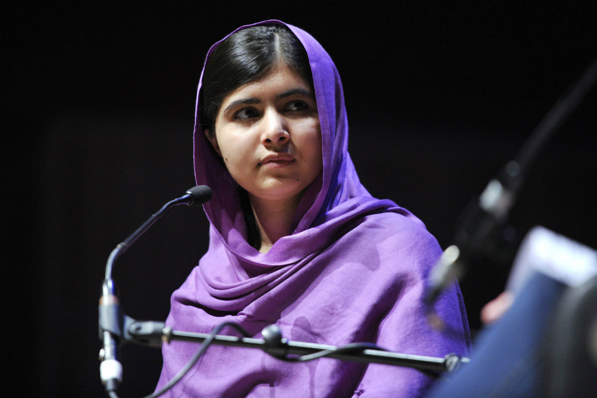 New Honorary Canadian Citizen Malala Yousafzai's Speech To The Parliament Of Canada