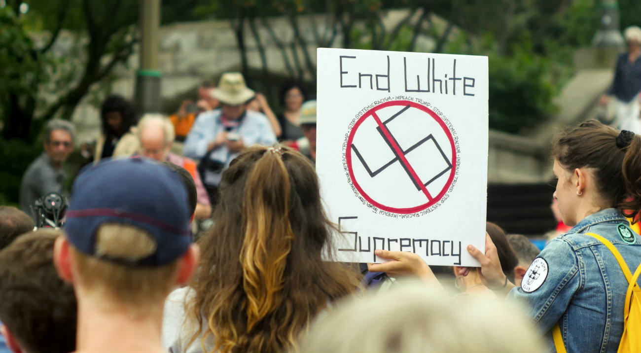 Anti-semitism, racism and other old white supremacist prejudices die hard