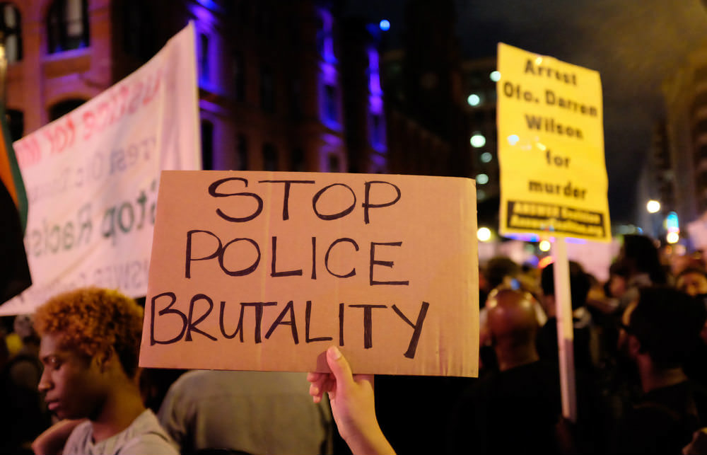 Trump's dangerous explicit endorsement of police brutality